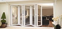 bi-folidng doors from victory windows hampshire ltd